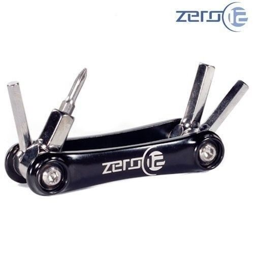 ZERO12 MINI BIKE BICYCLE 5-IN-1 TOOL KIT PHILLIPS SCREWDRIVER /& ALLEN KEYS