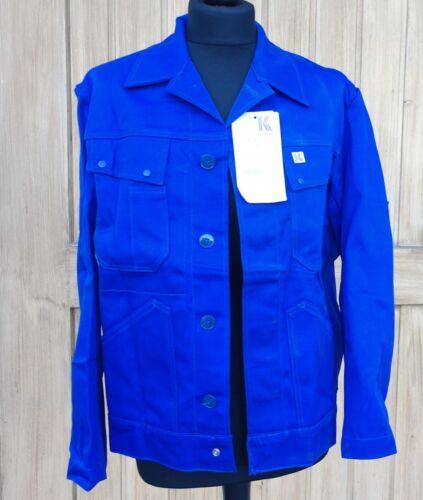 58 Komfort-Dress blau Bundjacke Arbeitsjacke Jacke Blouson mE *NEU* KÜBLER® Gr