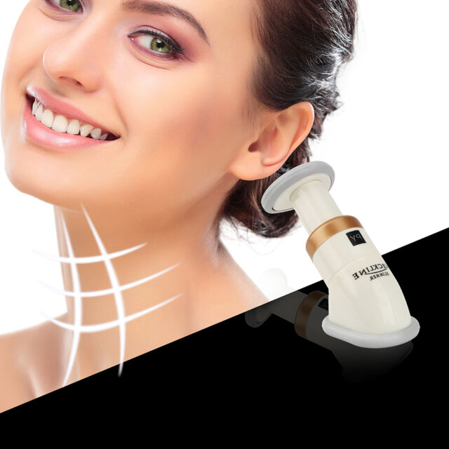 Portable Neckline Slimmer Neck Exerciser Chin Massager Jaw Reduce Double  Thin