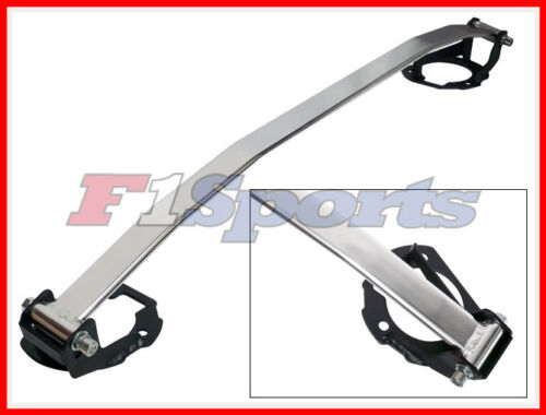 03-07 FOR INFINITI G35 COUPE 2 DR DOOR VQ35 FRONT ALUMINUM STRUT TOWER BAR