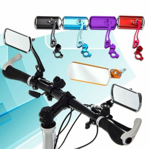 Outdoor Bicycle Classic Rear View Mirror Bike Handlebar Flexible Safety Rearview