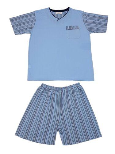 h1a NOUVEAU Messieurs Pyjama Court pyjama taille au choix Shorty