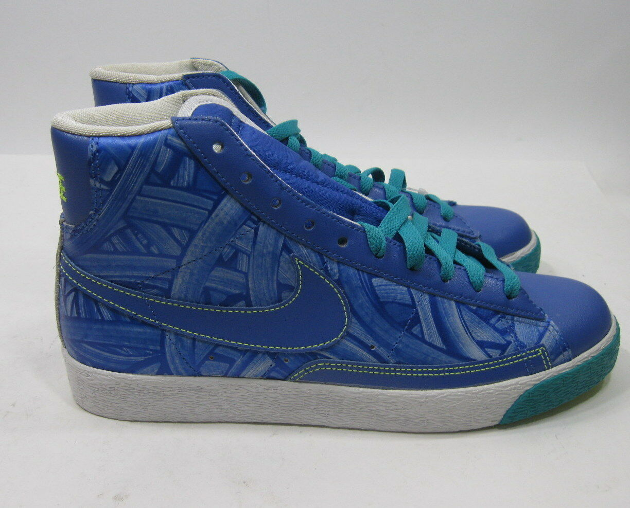 Nike Wmns Blazer High Ds shoes 317808-400 Size Size Size 10 7384db