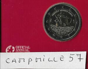 coincard bu 2 euro commemorative portugal 2011
