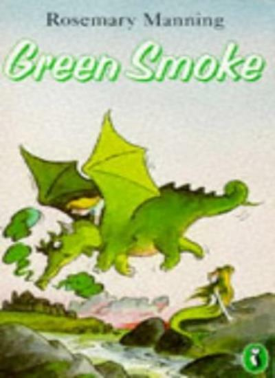 Green Smoke (Puffin Books) By Rosemary Manning, Constance Marshall