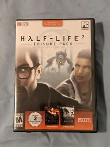 Half Life 2: Episode Pack - PC DVD-ROM Episodes One & Two