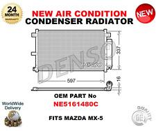 PARA NE5161480C CONDENSADOR DE AIRE ACONDICIONADO RADIADOR CALIDAD OE ED