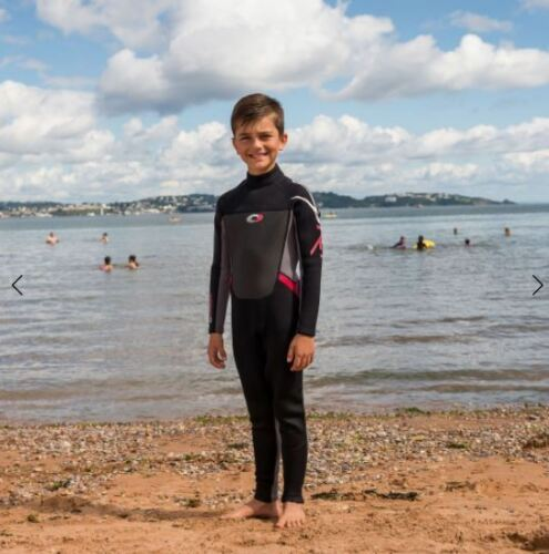 OSPREY BOYS GIRLS 5MM FULL WETSUIT WINTER STEAMER ORIGIN kayak bodyboard kids