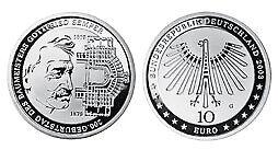 46696-10-EURO-200-Geburtstag-Gottfried-Semper-2003-PP