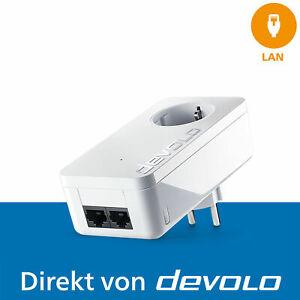 devolo dLAN 550 duo+, 1 Powerline Adapter, Internet aus der...