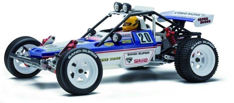 Kyosho Turbo Scorpion 2WDKit  Legendary Series  Bausatz 1 10