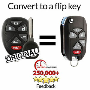 Replacement For 2012 2013 2014 Cadillac Escalade Key Fob Remote