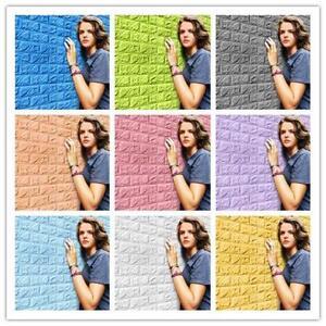Hot-PE-Foam-3D-Wallpaper-DIY-Wall-Stickers-Wall-Decor-Embossed-Brick-Stone