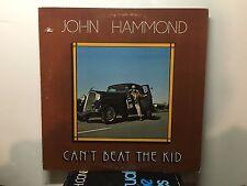 JOHN HAMMOND - Can't Beat The Kid ~ CAPRICORN 0153 {nm} w/Hinton, Cogbill - RARE