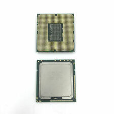 2pcs Intel Xeon X5687 3.6GHz 12MB 6.4 Quad Core LGA1366 SLBVY Matching Pair CPU