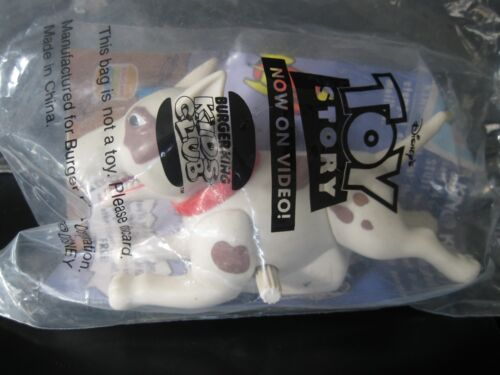 """Toy Story  /""""Scud Wind-Up/""""  NIP Burger King 1996"""