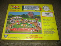 Ihc Carnival 5125 Spider Ride Model Kit 1:87 Ho Scale - - Sealed