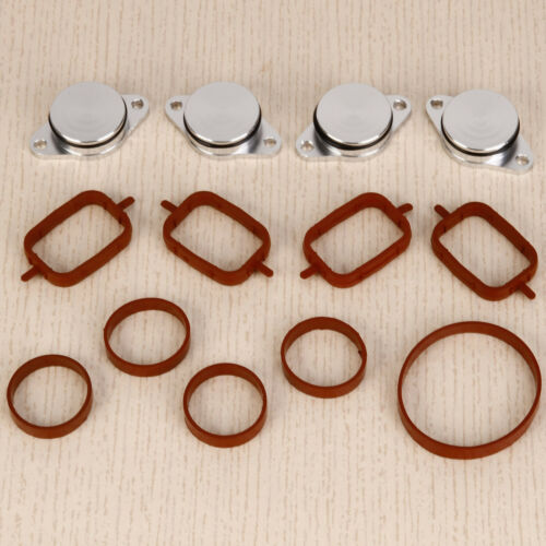 4X 22MM FOR BMW DIESEL SWIRL BLANKS FLAPS REPAIR WITH INTAKE MANIFOLD GASKETS