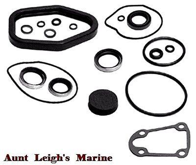Lower Unit Gearcase Seal Kit Johnson Evinrude  40 48 50 55 60 75 hp  396355