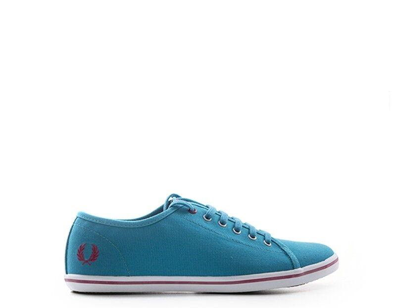 Schuhe FROT PERRY Damenschuhe Sneakers Trendy   Trendy AZZURRO Tessuto B3182W-367 299724
