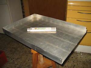 Business & Industrie FleißIg Kuchenblech O Endstück Backblech 58 X 40 X 5 Cm Verkaufsblech Bäckerei Blech 22 Back- & Verkaufsbleche
