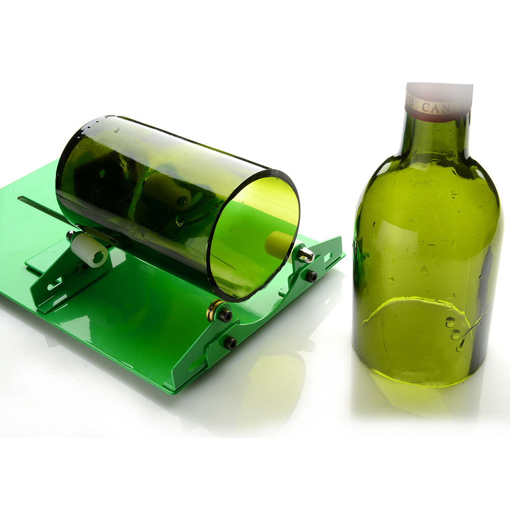 Newest bottle cutter kit wine bottle cutter glass cutting for Diy wine bottle cutter