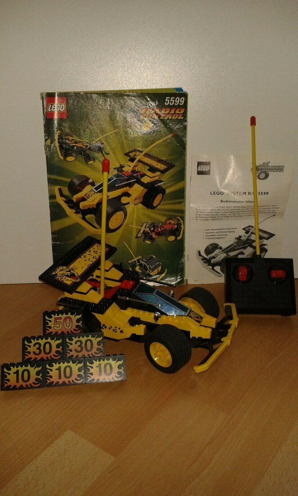 Lego 5599 RADIO CONTROL CAR Racers RC