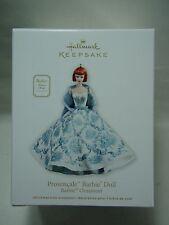 2012 Hallmark Keepsake Ornament Provencale Barbie Doll