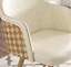 thumbnail 9 - 1 PC Mid Century Modern Leather Upholstered Accent Chair Home Office LivingRoom