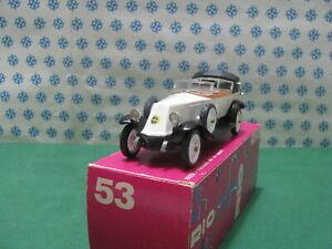 Vintage-RENAULT-40-Cv-Sport-1923-1-43-Rio-n-53-Mint-in-Box