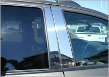 99-04 Jeep Grand Cherokee 4Pc Chrome Pillar Post Stainless Steel