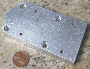 2019 DernièRe Conception Fender Tele Strat Cou Corps Socket Installation Drill Guide Usa Luthier Fait H-afficher Le Titre D'origine