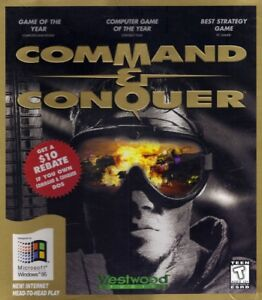 COMMAND & CONQUER GOLD TIBERIAN DAWN +1Clk Windows 10 8 7 Vista XP Install