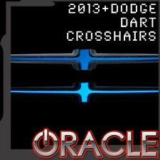 2013-2014 Dodge Dart Oracle EL Illuminated Grill Crosshairs Insert (White)