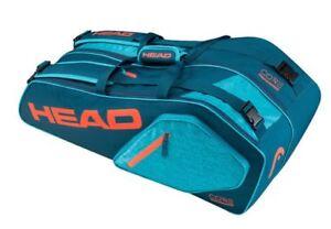 Head Core 6r Combi Petrol Sac De Tennis-afficher Le Titre D'origine