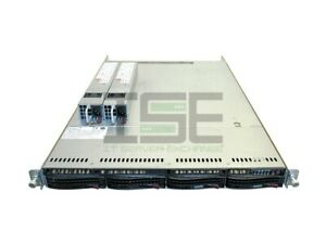 Supermicro-X10DRW-iT-4-Bay-LFF-2x-E5-2680v3-2-5GHz-32GB-RAM-2x-4TB-SATA