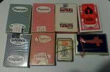 Various Casino Deck of Playing CARDS - 27 Decks