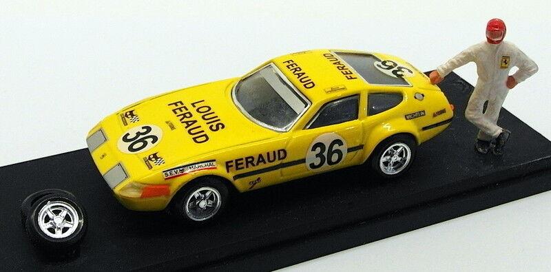 Rio 1 43 Scale Model Car R11 P - Ferrari 365 GTB 4 Daytona LM - Filipinetti