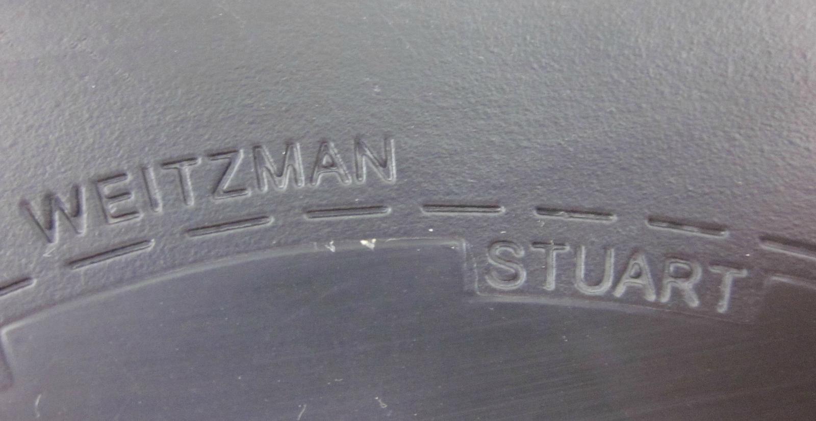 Stuart Weitzman Tortoiseshell Round Toe Wedge Pumps Tortoiseshell Weitzman Patent Leather US 6M 6dccfa