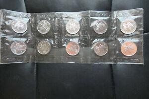 2000  Canada Maple Leaf 1 oz. Silver Coin FIREWORKS  Privy RCM WRAP