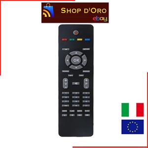 Telecomando sostituivo compatibile per TV CELCUS Hitachi JMB Telefunken RC1825