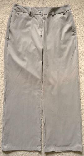 Grigio Leggeri Casual Pantalone Taglie 8-10,10-12,12,18,20 NUOVO Donna Marrone Chiaro