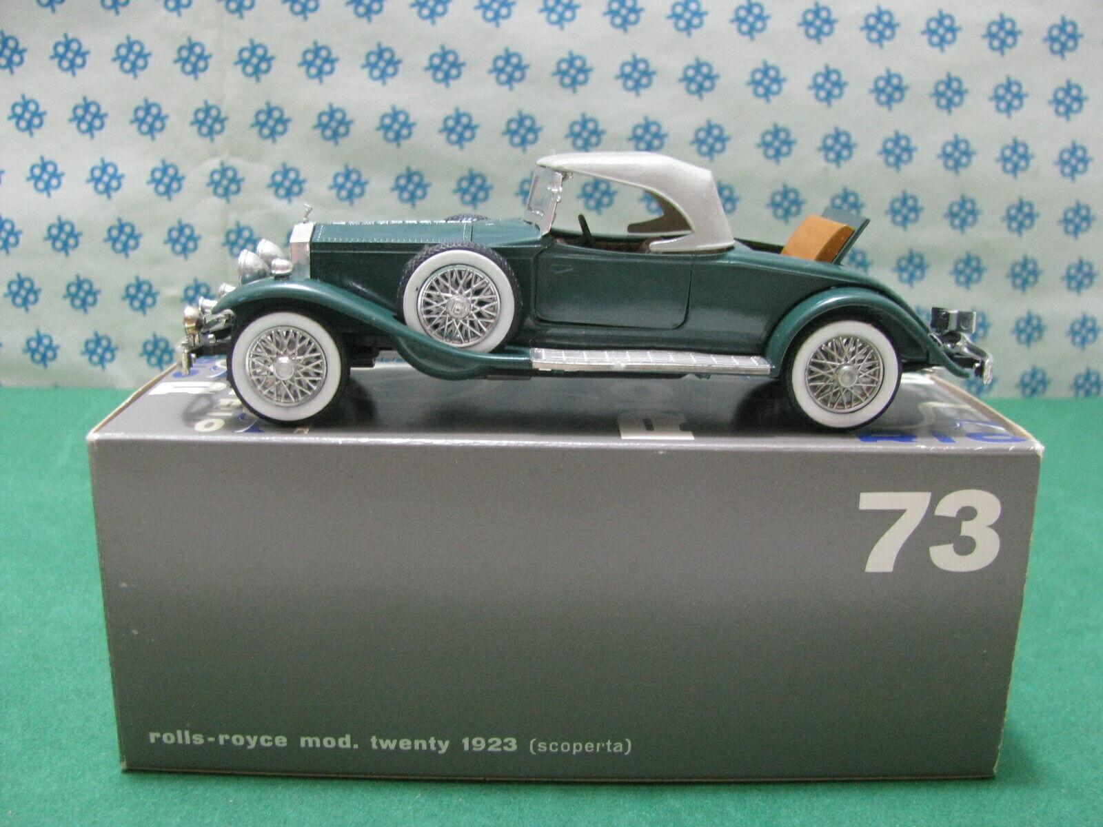 Vintage -  ROLLS-ROYCE 1931   -  1 1 1 43  Rio n°73  Mint Box 16c308