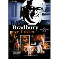 The Ray Bradbury Theater Complete Series 65 Episodes Brand 5-disc Dvd Set