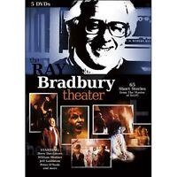 The Ray Bradbury Theater Complete Series 65 Episodes Brand 5-disc Dvd Set