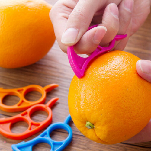 Open orange peel device home Dining Tools Mouse control Barker Kitchen Gadgets