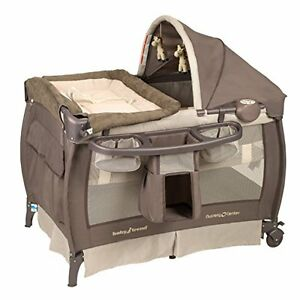 Portable Baby Crib Travel Bassinet Infant Nursery Bed