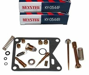 2x Keyster Vergaser-Dichtsätze YAMAHA XV750 SE, XV 750 SE, 5G5, Reparatur-Sätze