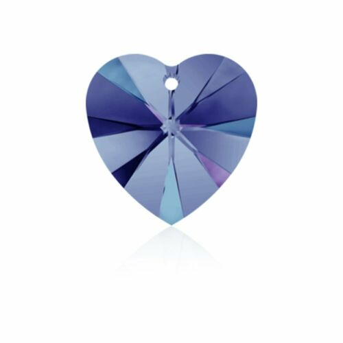 Any Colors 17.5 x 18mm Genuine Swarovski Pendant Heart 6228 Crystal Rhinestone