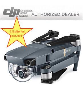 DJI-Mavic-Pro-Drone-with-4K-HD-Camera-amp-Extra-Battery-Total-2-Battery-Bundle